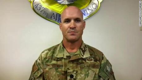Air Force commander details final hours before last US planes left Afghanistan