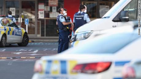 ISIS supporter shot dead by New Zealand police after shoppers stabbed in 'terrorist attack'