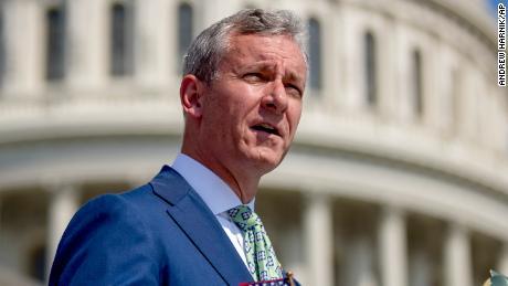 Rep. Matt Cartwright, a Democrat, won a district that former President Donald Trump carried.