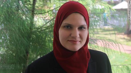 Nadia Ahmad.