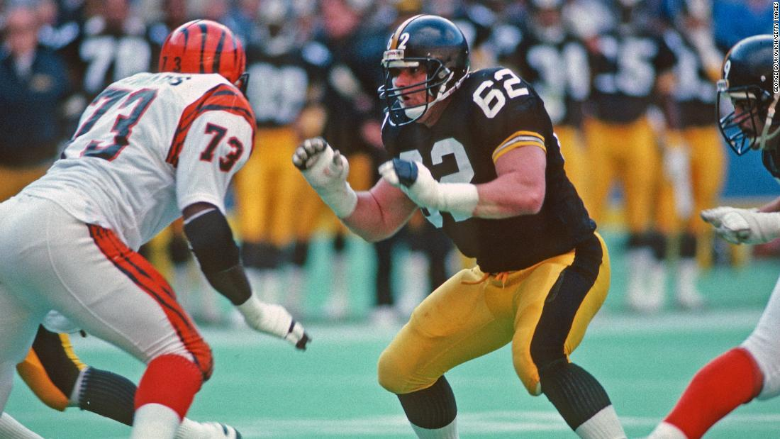 """Former Pittsburgh Steelers lineman <a href=""""https://www.cnn.com/2021/09/04/us/tunch-ilkin-als-death/index.html"""" target=""""_blank"""">Tunch Ilkin</a> died September 4 at the age of 63, according to a statement from Steelers President Art Rooney II. Ilkin was diagnosed with Lou Gehrig's disease in September 2020."""