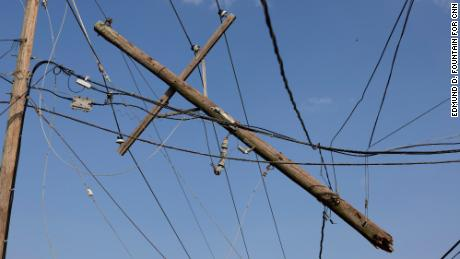 Many residents across Louisiana are still enduring power outages.