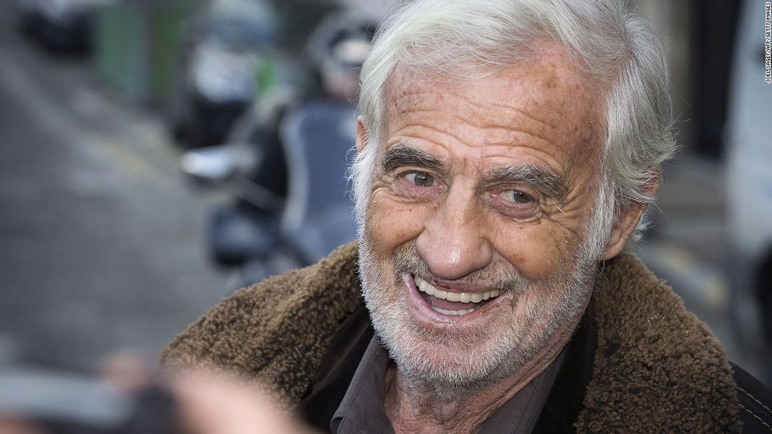 """Legendary French actor <a href=""""https://www.cnn.com/style/article/jean-paul-belmondo-death-intl-scli/index.html"""" target=""""_blank"""">Jean-Paul Belmondo</a> died at the age of 88, his lawyer, Michel Godest, said on September 6. He was best known for his breakthrough performance as the dangerous yet romantic criminal Michel in the 1960 film """"Breathless,"""" where he worked with film director Jean-Luc Godard and starred alongside American actress Jean Seberg."""