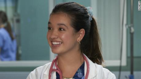"""Peyton Elizabeth Lee stars in """"Doogie Kameāloha, M.D."""""""