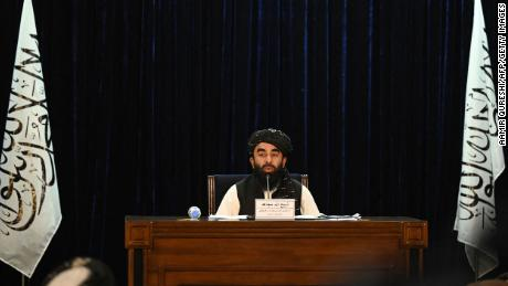 Taliban name ex-Guantanamo detainees and wanted man to new caretaker government
