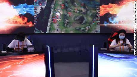 China tells Tencent and Netease to focus less on profit as gaming crackdown expands