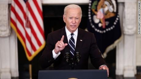 Biden's six-step Covid plan, explained
