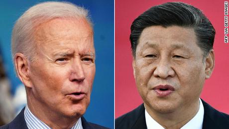 Biden has call with Xi Jinping