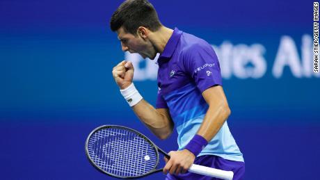 Novak Djokovic is one win away from a calendar grand slam and 21st major title