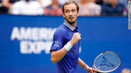 US Open: Medvedev beats Djokovic in men's final