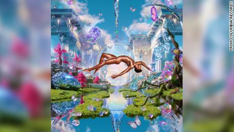 "The cover of Lil Nas X's debut studio album, ""Montero"""