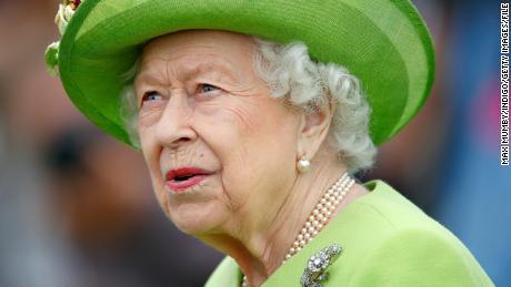 Palace confirms that Queen Elizabeth sent congratulations to North Korea