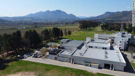 Dragonfly Aerospace's new facility.