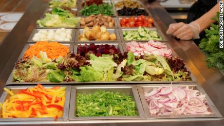 Providing healthier choices in workplace cafes can help employees manage their weight.