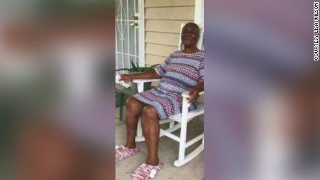 Lillie Mae Dukes Moreland, Lisa Wilson's grandmother, also died of Covid-19.