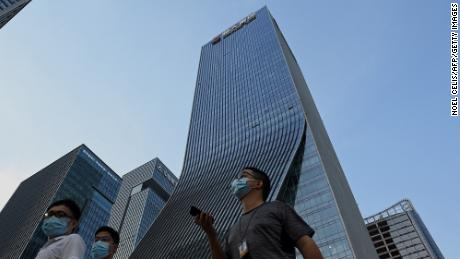 China faces a potential Lehman moment. Wall Street is unfazed