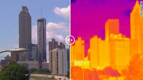 'Hotlanta' is even more sweltering in these neighborhoods due to a racist 20th-century policy