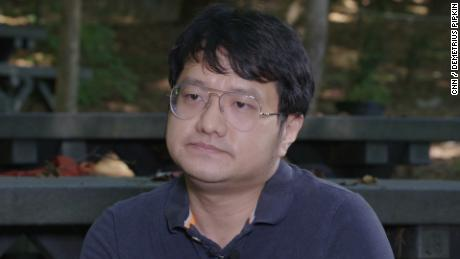 Guanyu Huang is an assistant professor of environmental and health sciences at Spelman College in Atlanta. Huang coordinated and led the Atlanta portion of NOAA's Urban Heat Island campaign on September 4, 2021.