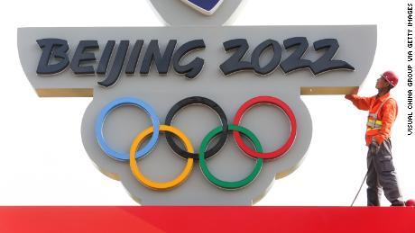 The Winter Olympics in Beijing begin in February next year.