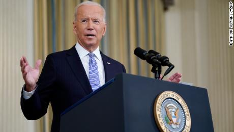 Analysis -- Biden's political fortunes are riding on congressional Democrats passing major deals