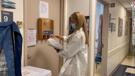 Dr. Alicia Johnston.