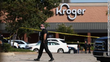 Police say the gunman in the Tennessee grocery store shooting was a third-party supplier