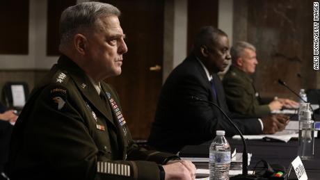 Top US generals punch holes in Joe Biden's defense of Afghanistan withdrawal