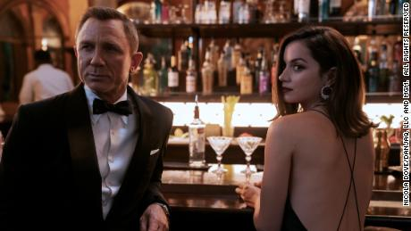 Daniel Craig reflects on his last Bond role in