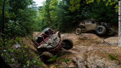 The Red Bull Stone Scramble is just one of many off-road UTV races held around the country.