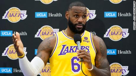 LeBron James confirms he was vaccinated for Covid-19 months after being initially skeptical