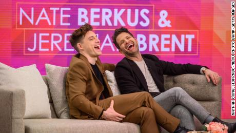 Nate Berkus and Jeremiah Brent have a new home renovation show premiering on HGTV.