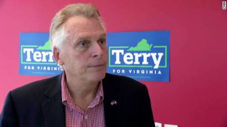 'Do your job': McAuliffe watches closely as messy Capitol Hill negotiations threaten Virginia race