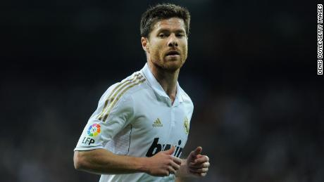 In August 2009, Alonso signed for Real Madrid.