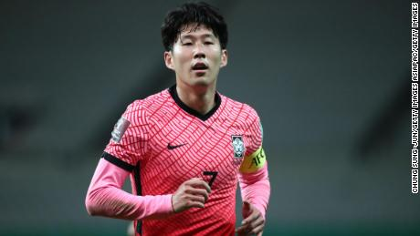 The FIFPro report highlights Son Heung-min of South Korea as one of the players who traveled the most for international duty.