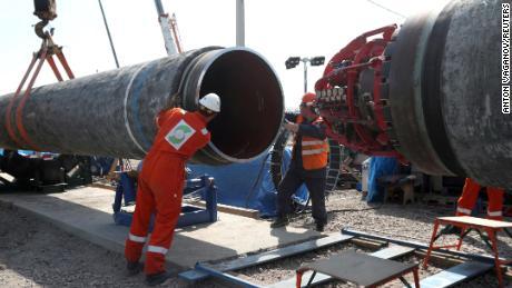 La Russie dit que Berlin pourrait atténuer la crise du gaz naturel en approuvant Nord Stream 2