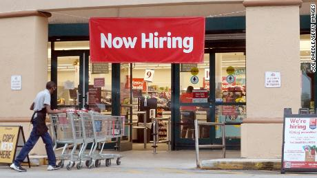 Another disappointment: The US economy only added 194,000 jobs in September