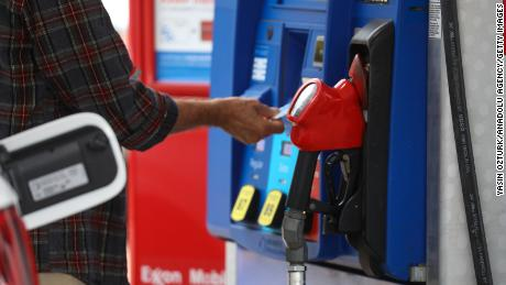 Gas prices are at 7-year highs, and Biden can't do much about it