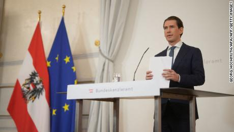 Sebastian Kurz resigned as Chancellor of Austria on October 9, 2021, just days after he was embroiled in a corruption scandal.