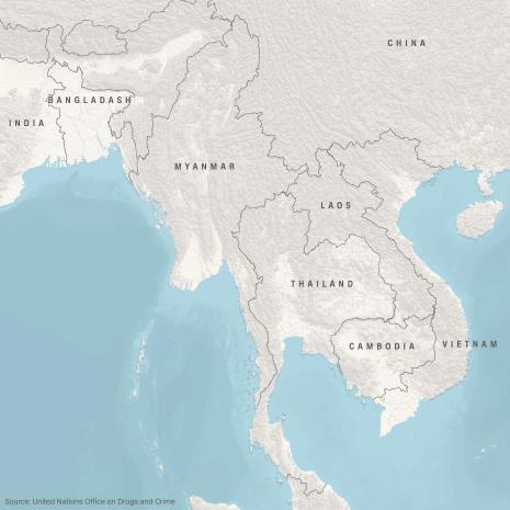 Asia's meth boom – Trending Stuff