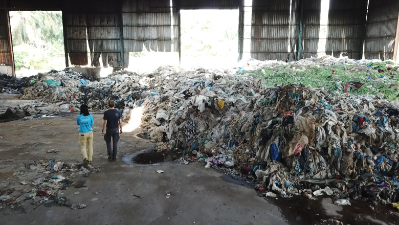 China's recycling ban has sent America's plastic to Malaysia  Now