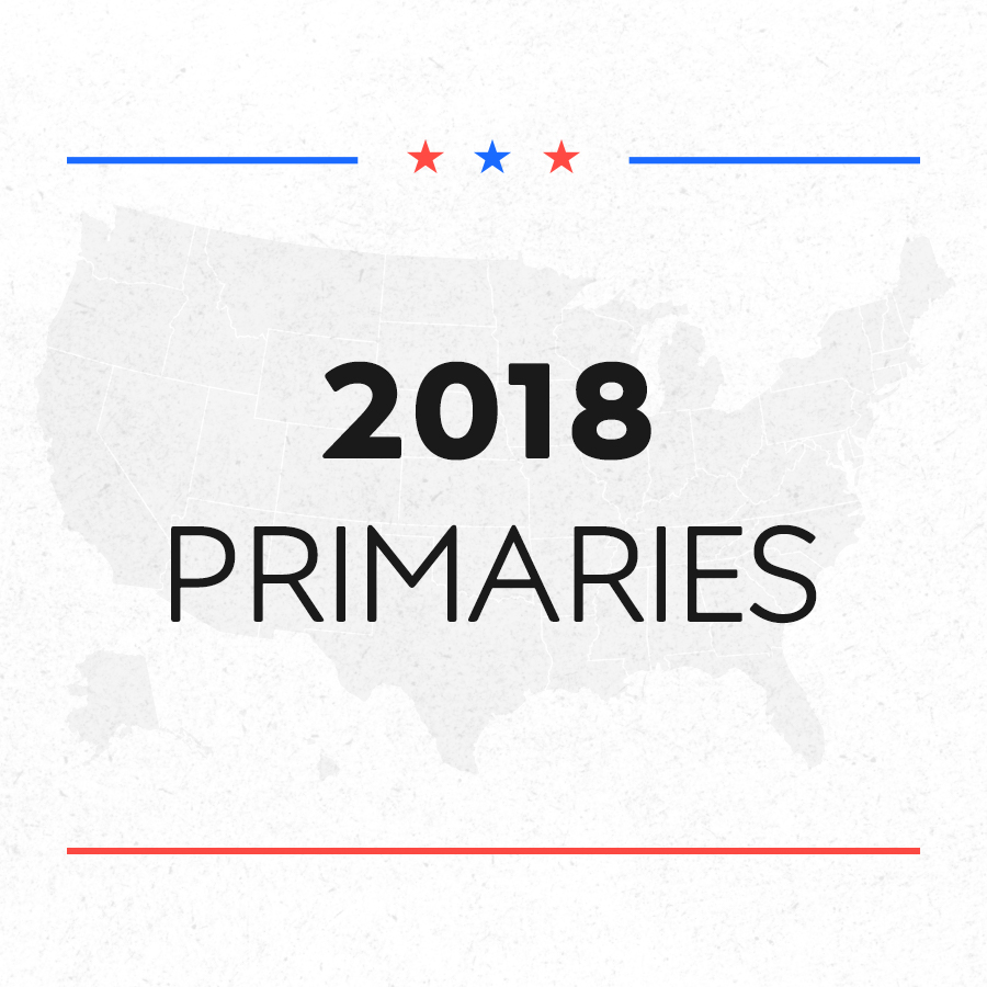 2018 primary election results