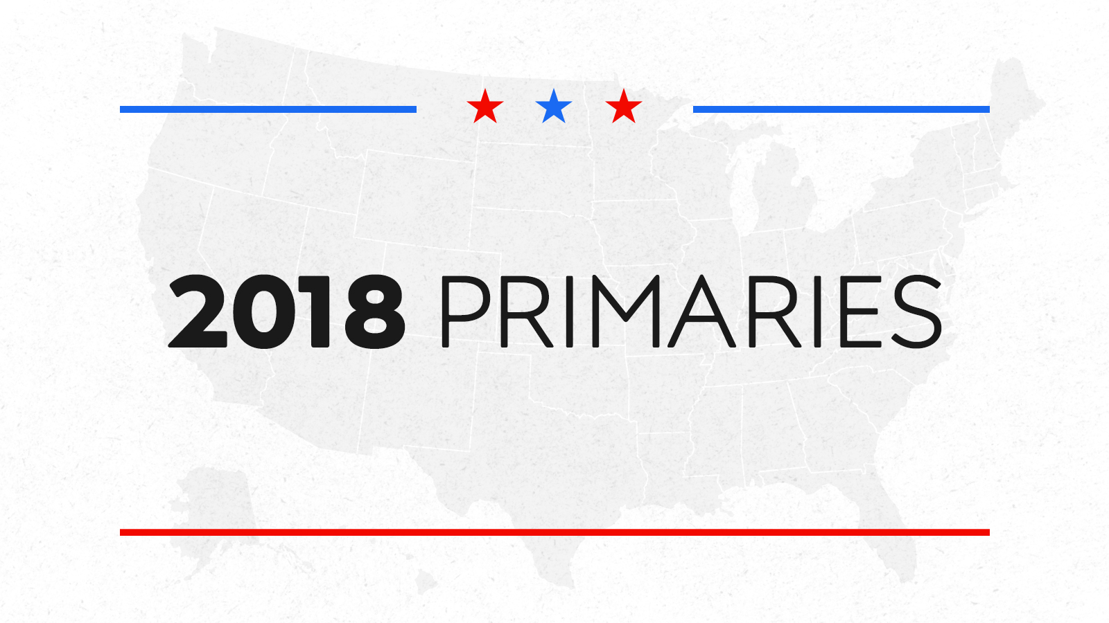 Texas state primary election results