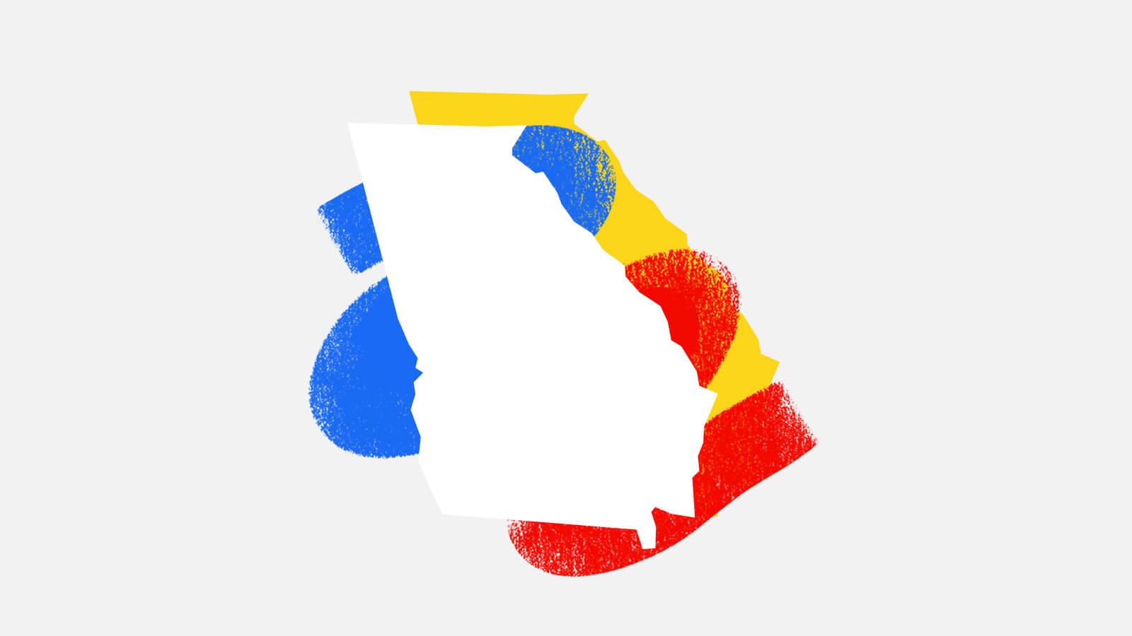 Georgia governor election results 2018