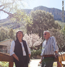 Rosemary Snapp wants to preserve and protect nature