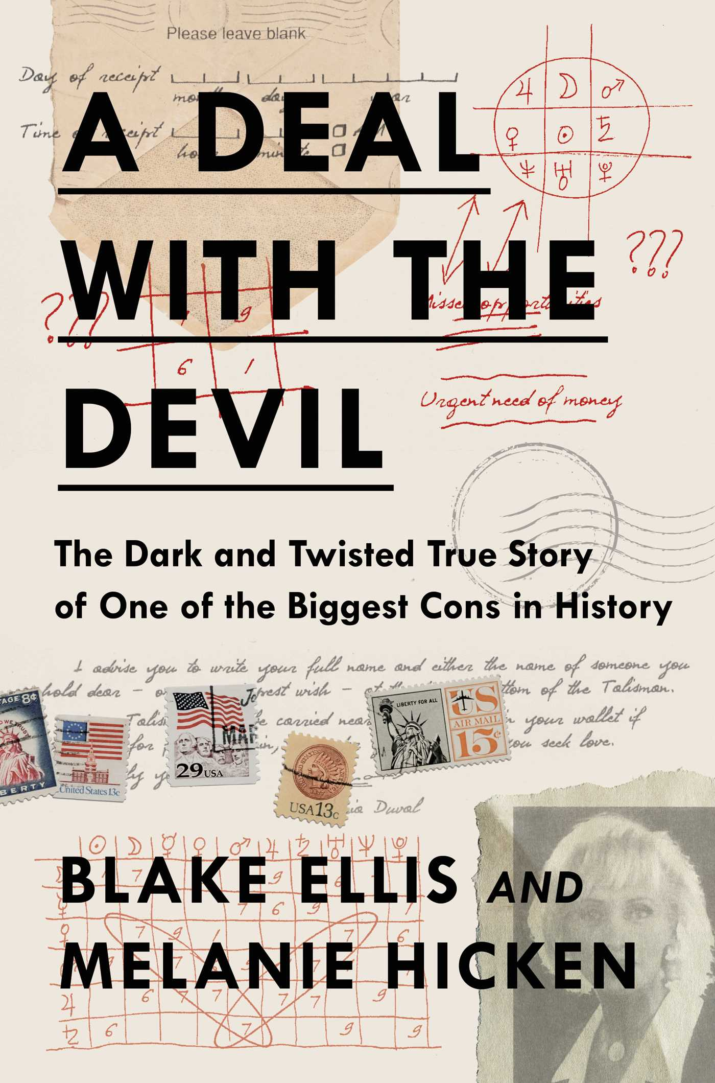 Hitting bookshelves: A Deal with the Devil
