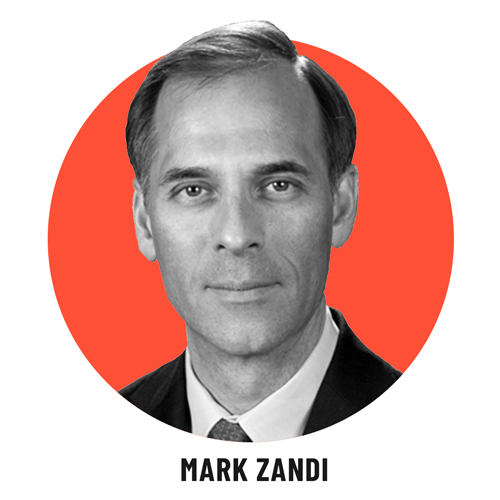 Perspectives mark zandi