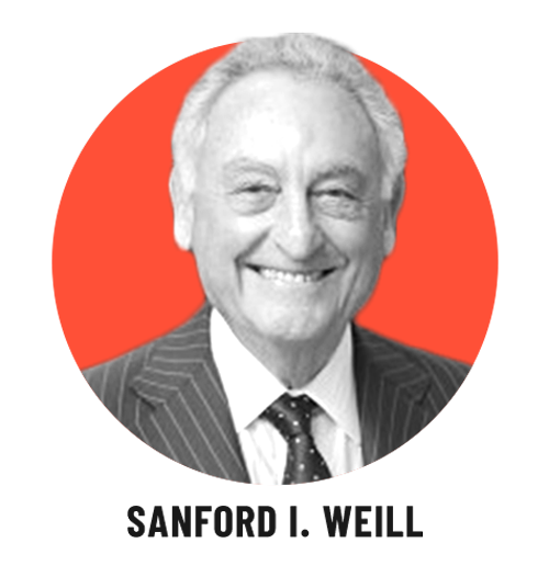Perspectives Sanford I Weill