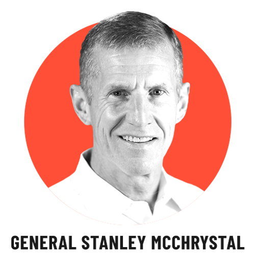 Perspectives General Stanley McChrystal