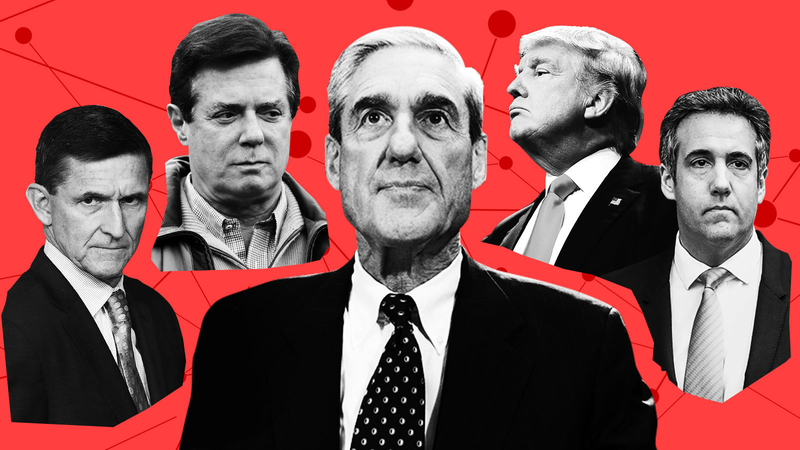 What 2018 looked like for the Mueller investigation