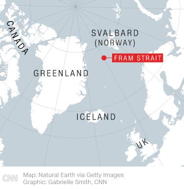 Arctic melt: The threat beneath the ice - CNN
